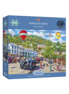 GIBSONS MATLOCK  BATH 1000...