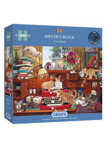 GIBSONS WRITERS BLOCK 1000...