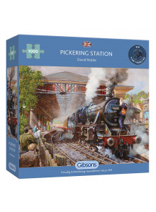GIBSONS PICKERING STATION...