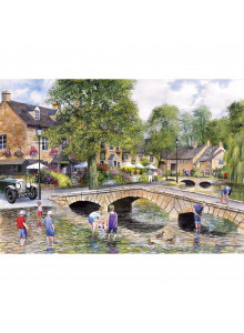 GIBSONS BOURTON ON THE...