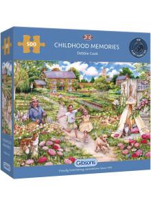 Gibsons CHILDHOOD MEMORIES...