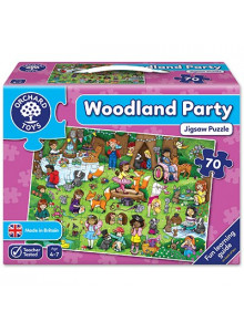 Orchard  Woodland Party...