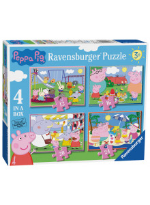 Ravensburger Peppa Pig 4 in...