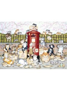 Ravensburger Crazy Cats -...