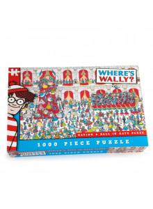 Where's Wally Having a Ball...