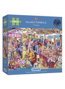 Gibsons VILLAGE TOMBOLA...