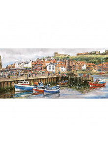 Gibsons WHITBY HARBOUR 636...