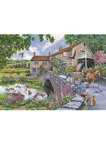 House of Puzzles  Old Mill...