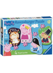 Ravensburger Peppa Pig Four...