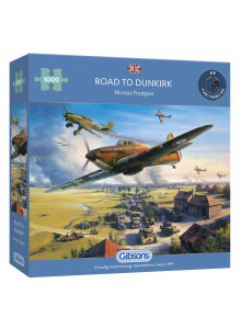Gibsons ROAD TO DUNKIRK...