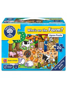Orchard Toys Who's on the...