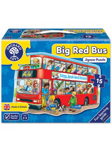 Orchard Toys Big Red Bus...