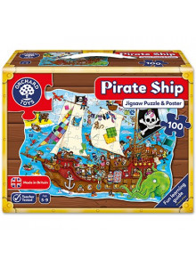Orchard Toys Pirate Ship...