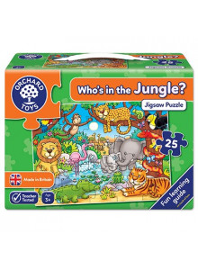 Orchard Toys Who's in the...