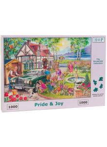 House of Puzzles  PRIDE AND...