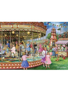 House of Puzzles  Gallopers...