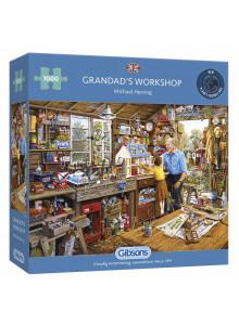 Gibsons Grandads Workshop...