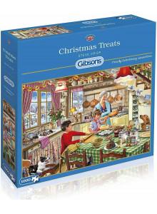 GIBSONS Christmas Treats...