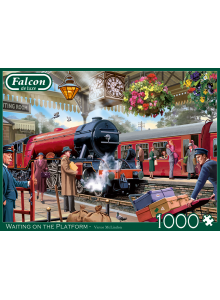 Falcon Puzzles – Waiting on...