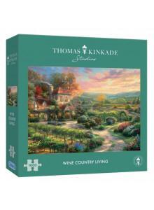 Gibsons Thomas Kinkade Wine...