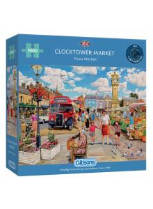Gibsons  Clocktower market...