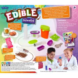 Edible Science
